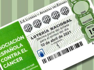Sorteo Extraordinario de la AECC 2021: Horario y dónde ver el sorteo de la Lotería Nacional del 10 de abril