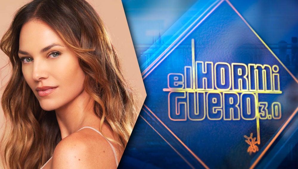 El lunes, la top model Helen Lindes visita 'El Hormiguero 3.0'