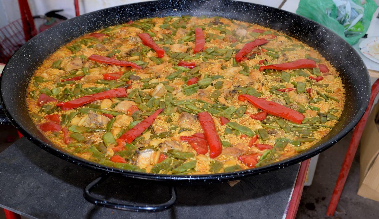 La paella valenciana se prepara para ser un Bien de Interés Cultural