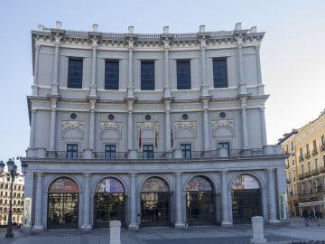 El Teatro Real estrena 'Peter Grimes' tras los casos de coronavirus entre el elenco