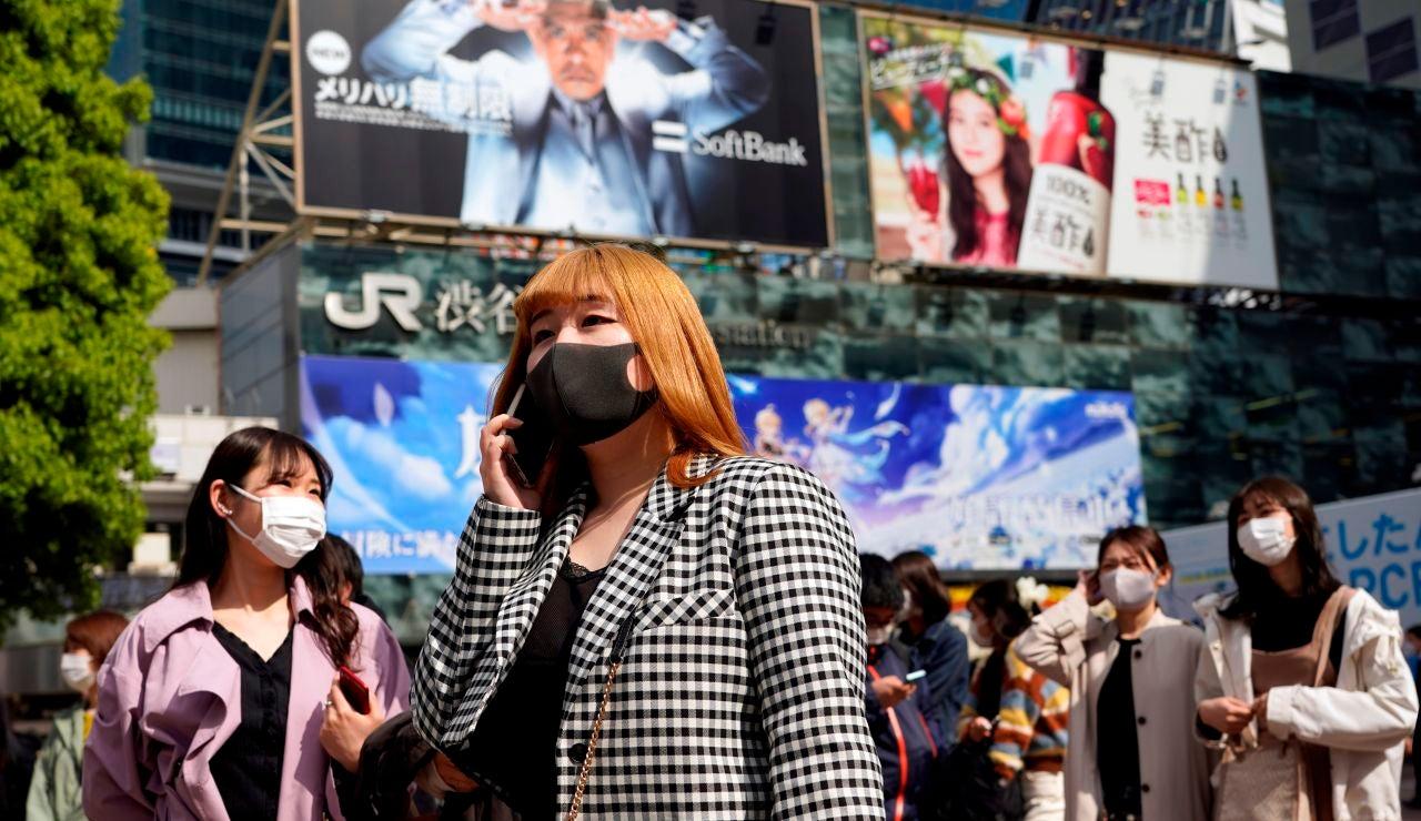 Todo lo que se sabe sobre la nueva variante japonesa del coronavirus 'EeK'