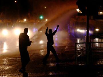 Disturbios en Belfast por el 'Brexit'