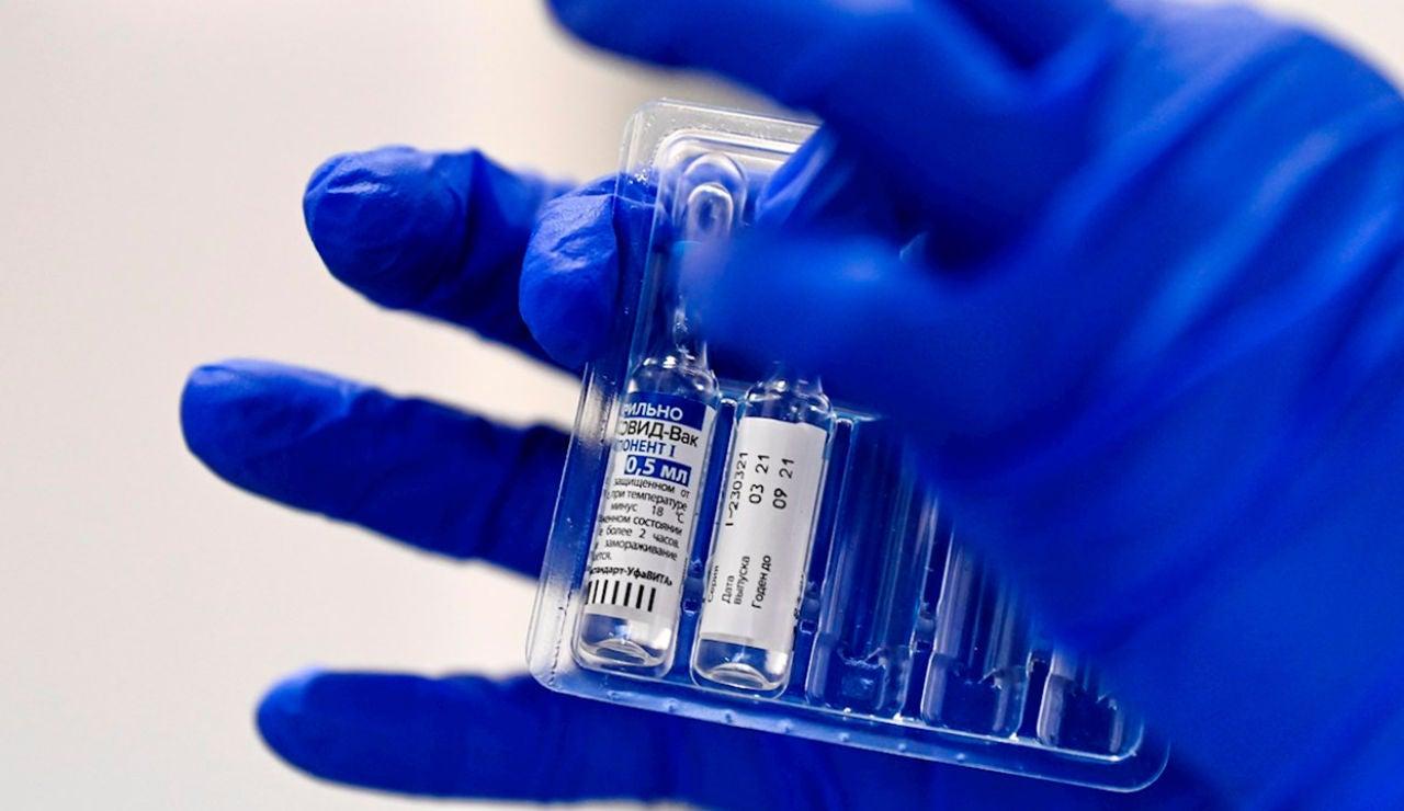 Vacuna rusa Sputnik