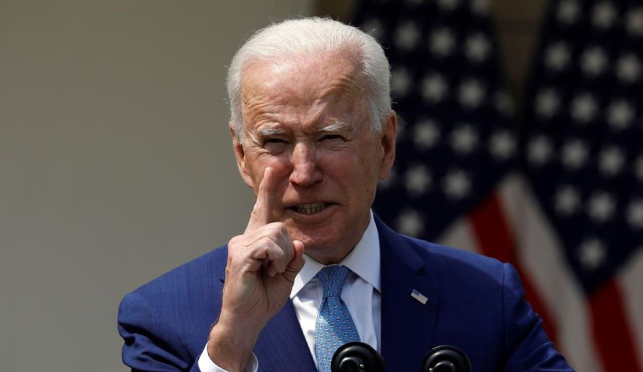 Joe Biden, presidente de Estados Unidos