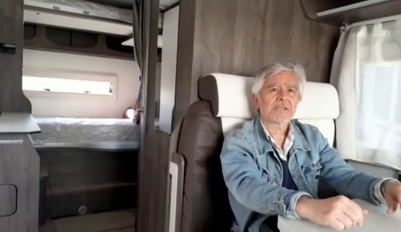 """José Manuel Jurado, presidente de ASEICAR: """"Los viajes previstos en caravana son más cortos"""""""