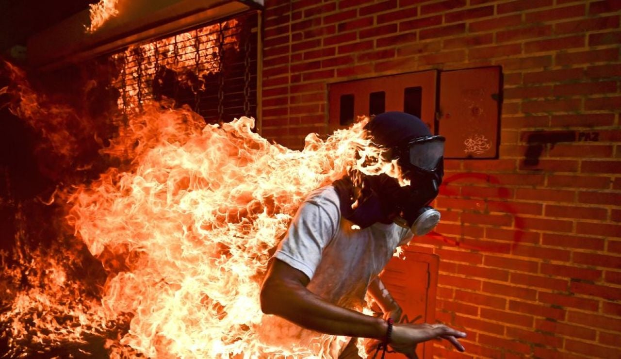 Efemérides de hoy 12 de abril de 2021: World Press Photo 2018