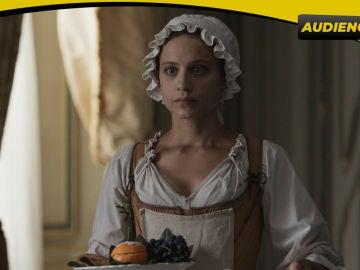 'La Cocinera de Castamar' se estrena con éxito en Antena 3