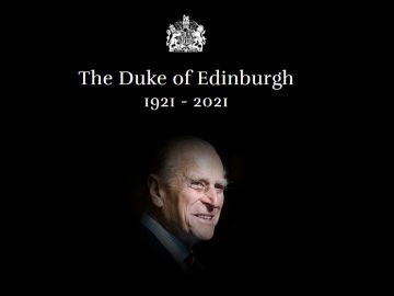 El comunicado oficial de la Casa Real británica sobre la muerte del Duque de Edimburgo