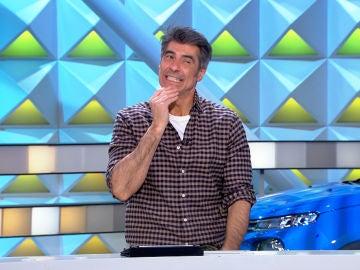 """Jorge Fernández, a un concursante tras su chiste malo: """"Verás la caña que te van a dar"""""""