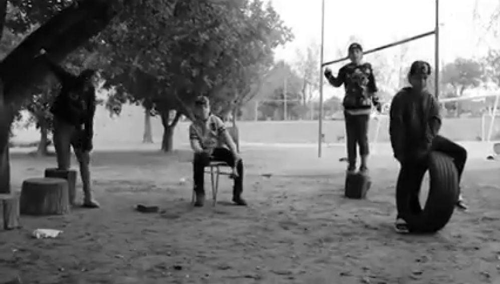Alumnos de Primaria del colegio Aljarafe crean un rap con poemas de Miguel Hernández