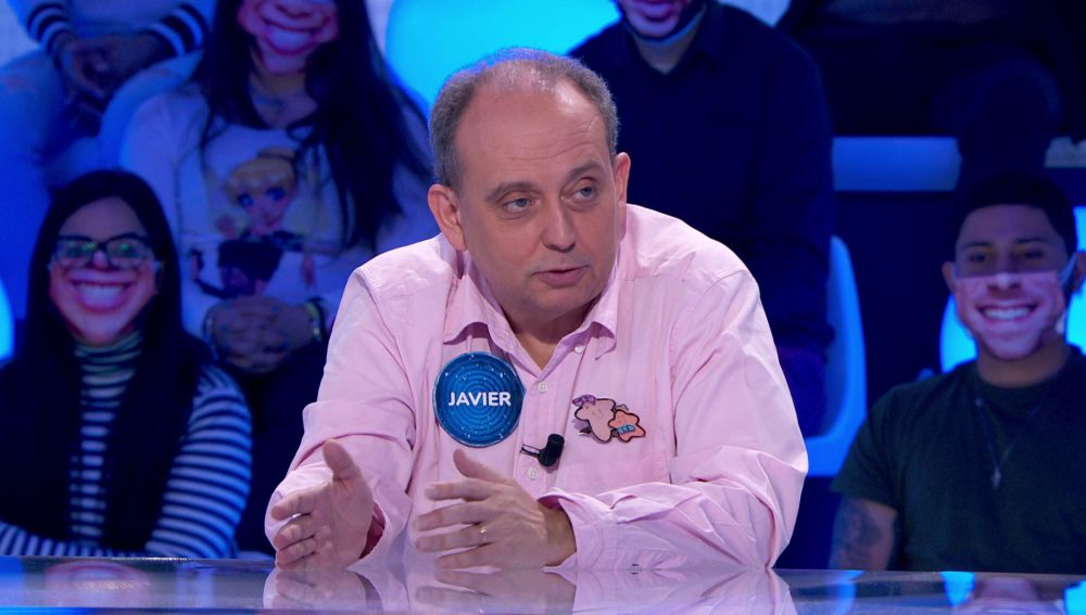 """Javier versiona a María Isabel con mucho acierto: """"Antes muerto que con silla"""""""