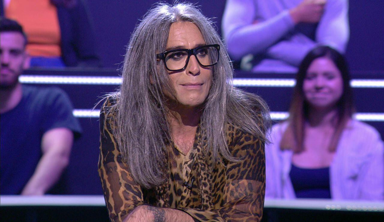"""Mario Vaquerizo lamenta su decisión final en '¿Quién quiere ser millonario?': """"¿Y no se puede rebobinar?"""""""