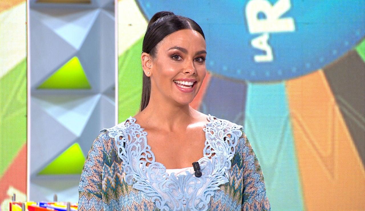 """Cristina Pedroche conquista 'La ruleta de la suerte' con 'Love Island': """"Os vais a enamorar"""""""