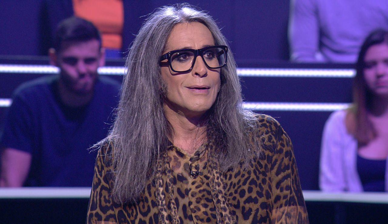 Mario Vaquerizo sorprende a Juanra Bonet con la nota que sacó en la selectividad