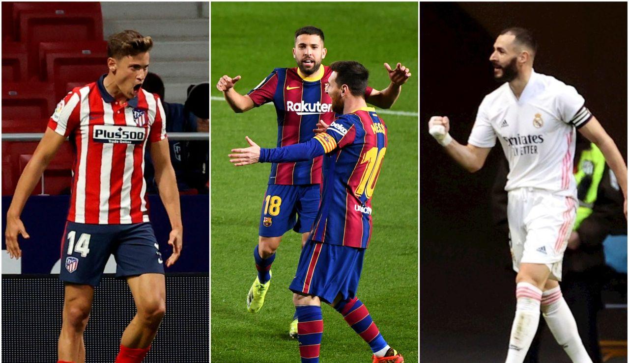 Vota: ¿Quién es el favorito a ganar la Liga tras el Clásico?