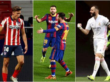 Vota: ¿Quién es el favorito a ganar la Liga?