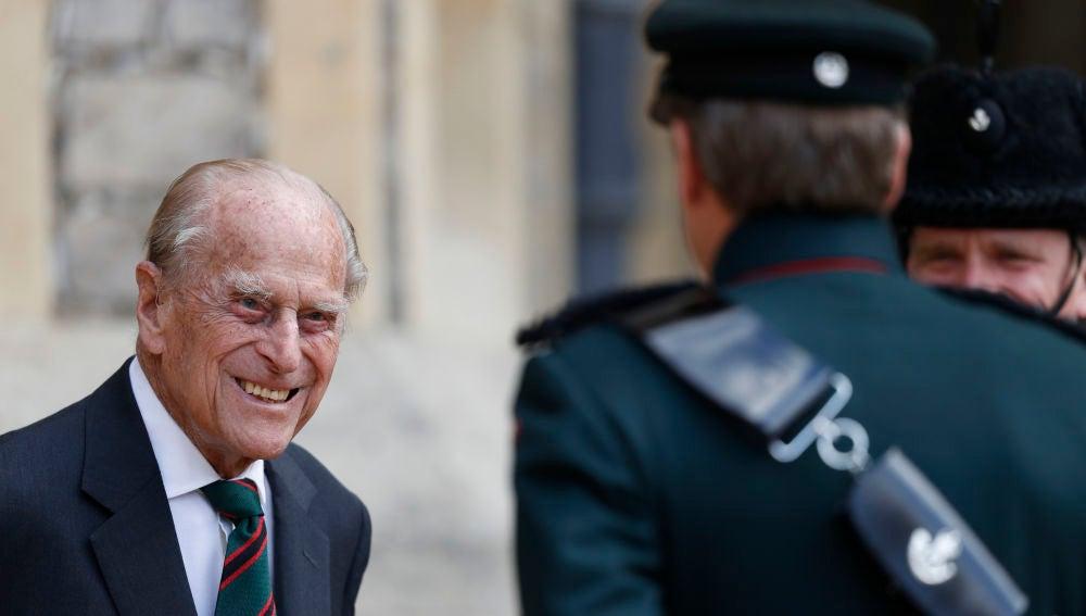 El Duque de Edimburgo
