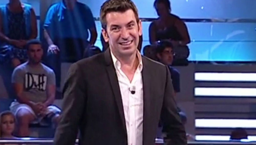 Arturo Valls en '¡Ahora caigo!'