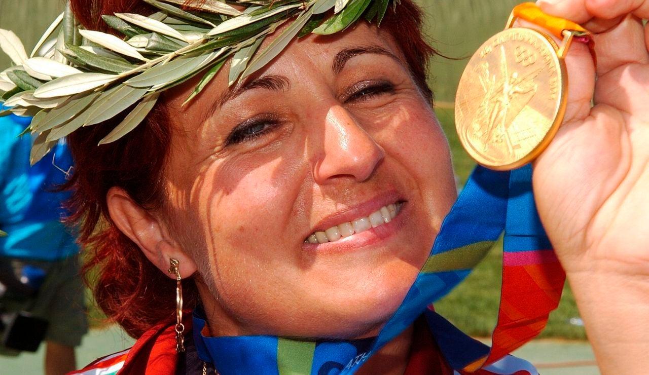 Muere Diána Igaly, campeona olímpica de tiro, por coronavirus