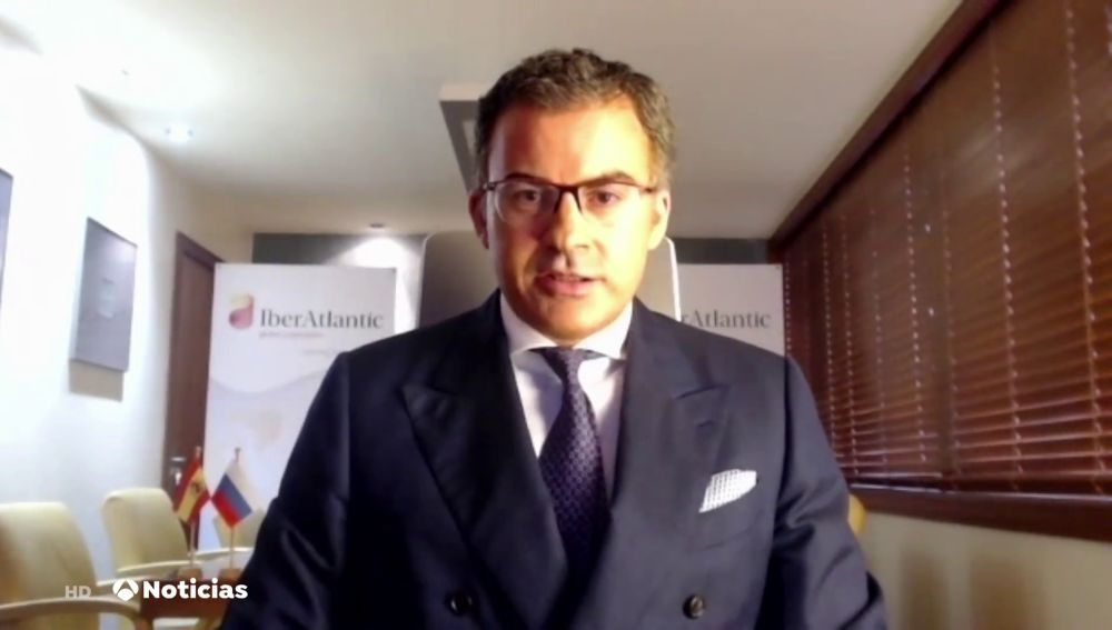 Pedro Mouriño, CEO de IberAtlantic