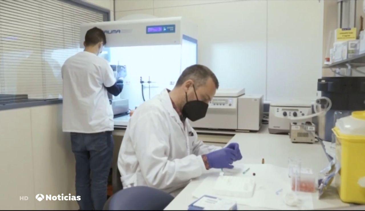 Un ensayo del Hospital de Santiago prueba con éxito el tratamiento de coronavirus con alcohol etílico