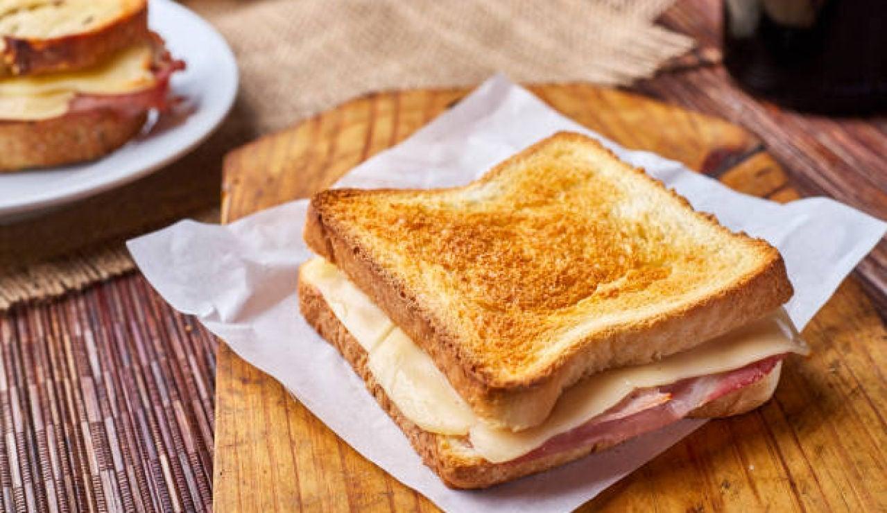 5 trucos para hacer un sandwich mixto insuperable