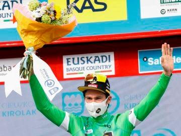 Primoz Roglic gana la vuelta al País Vasco con Valverde 7º y Landa 8º en la general
