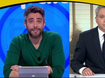 Antena 3 logra lo más visto de la televisión con 'Pasapalabra' (2,9M) y Antena 3 Noticias 2 (2,8M)