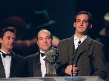 Se cumplen 25 años de 'Tesis', la ópera prima de Alejandro Amenábar que revolucionó el cine español