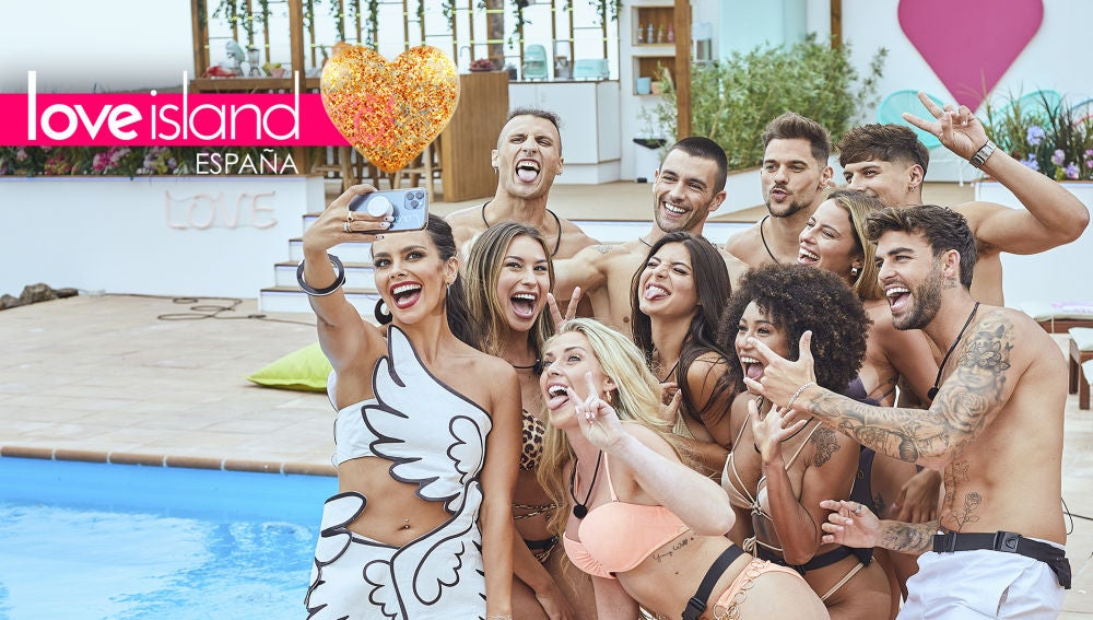 Love island España - Programa 1