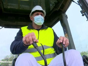 Las empresas buscan albañiles y soldadores ante el nuevo boom de la construcción en España
