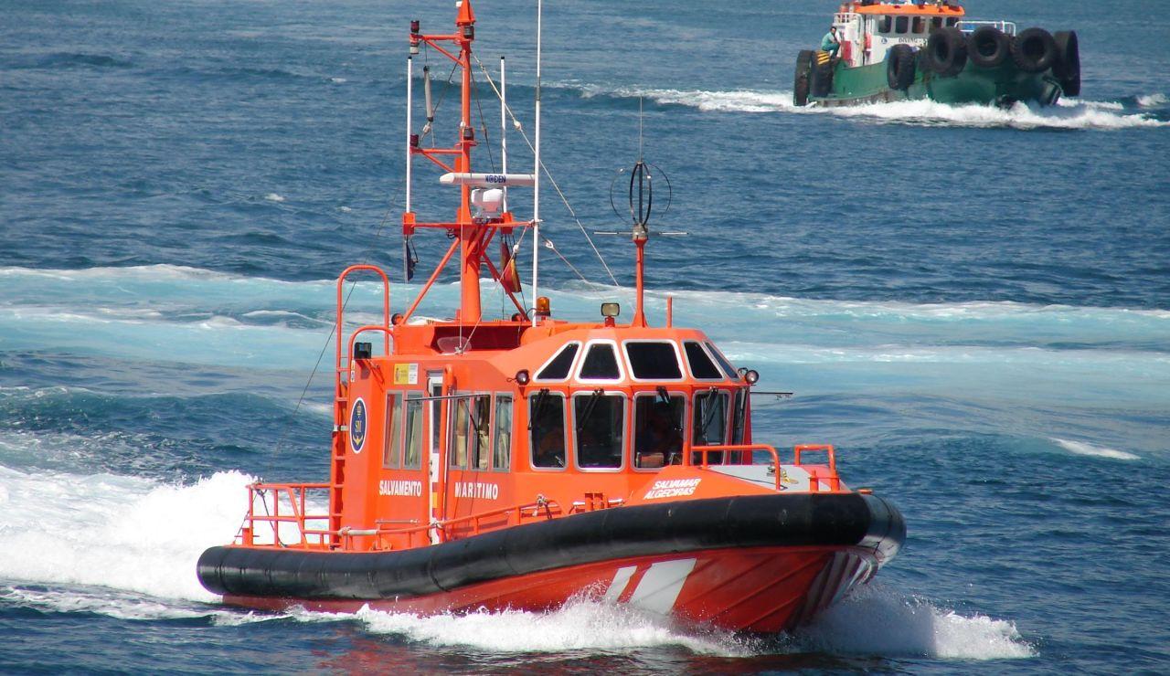 Barco de salvamento marítimo