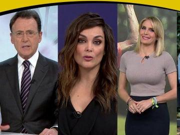 Antena 3 logra lo más visto del sábado con Antena 3 Noticias, Antena 3 Deportes y El Peliculón