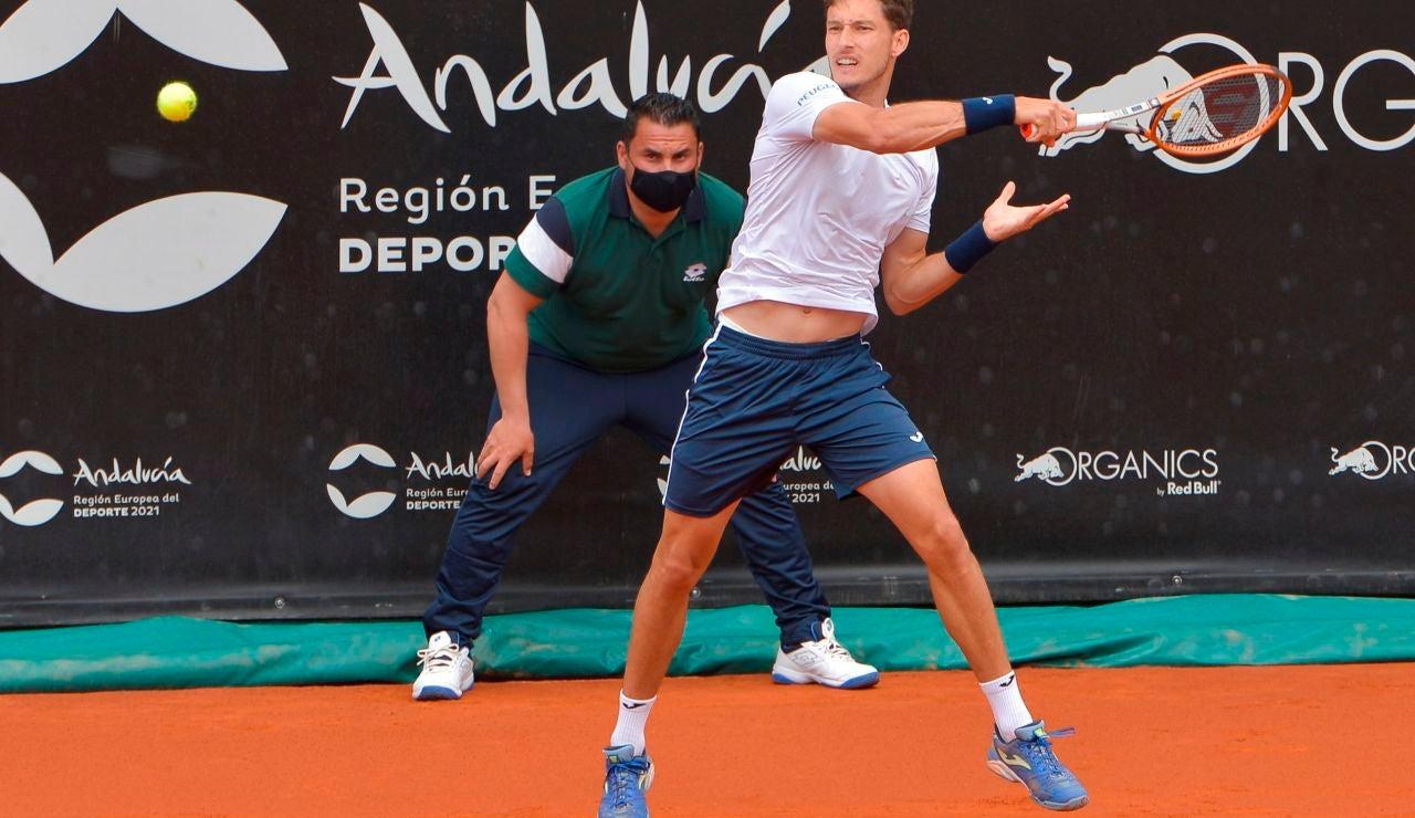 Pablo Carreño vence a Munar y se proclama campeón del ATP 250 de Marbella