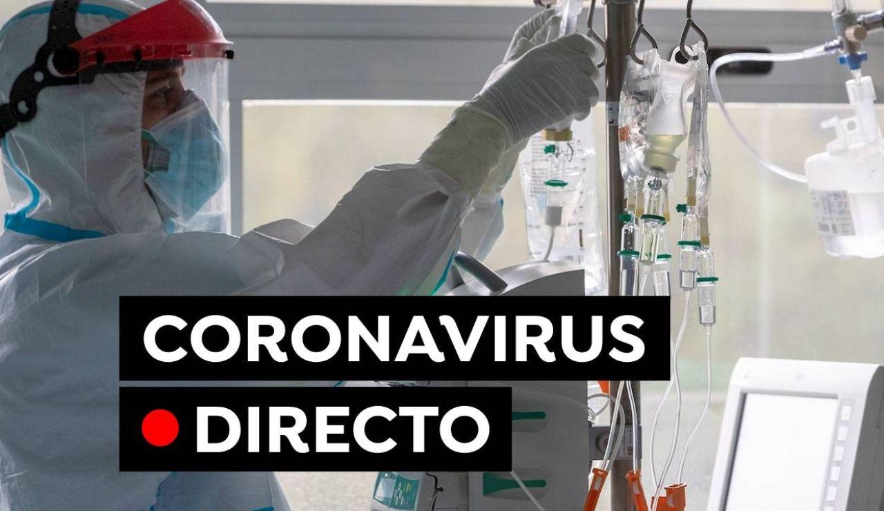 Restricciones por COVID-19 hoy: Madrid, Cataluña, Andalucía, Aragón y última hora del coronavirus, en directo
