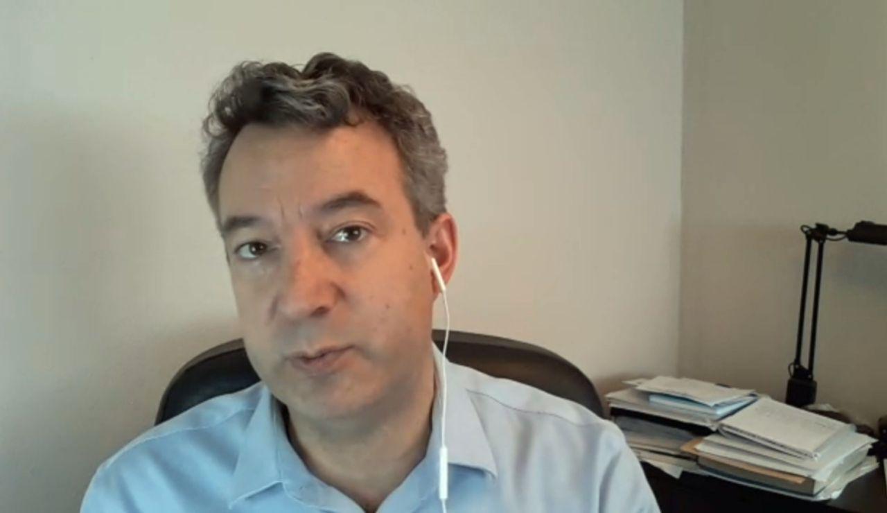 César Carballo pide aguantar seis semanas y seguir vacunando