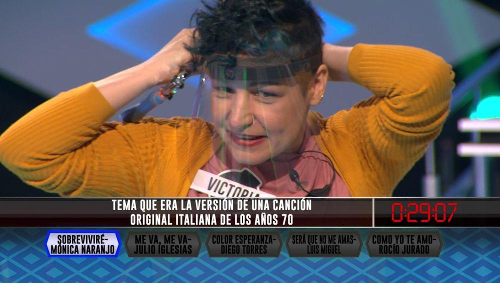 ¿Una versión italiana? El acertado descarte de 'Los dispersos' para llegar hasta Mónica Naranjo