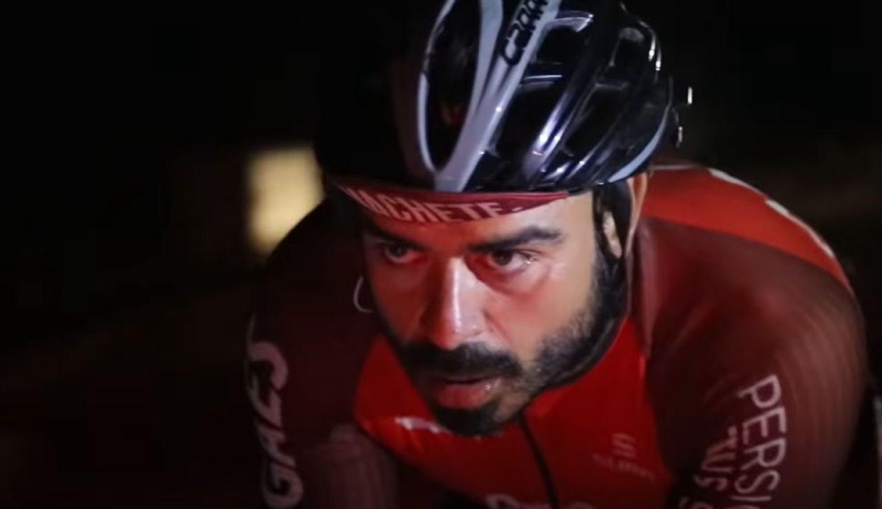 Valentín San Juan, el español que logró completar 10 Ironman en 10 días