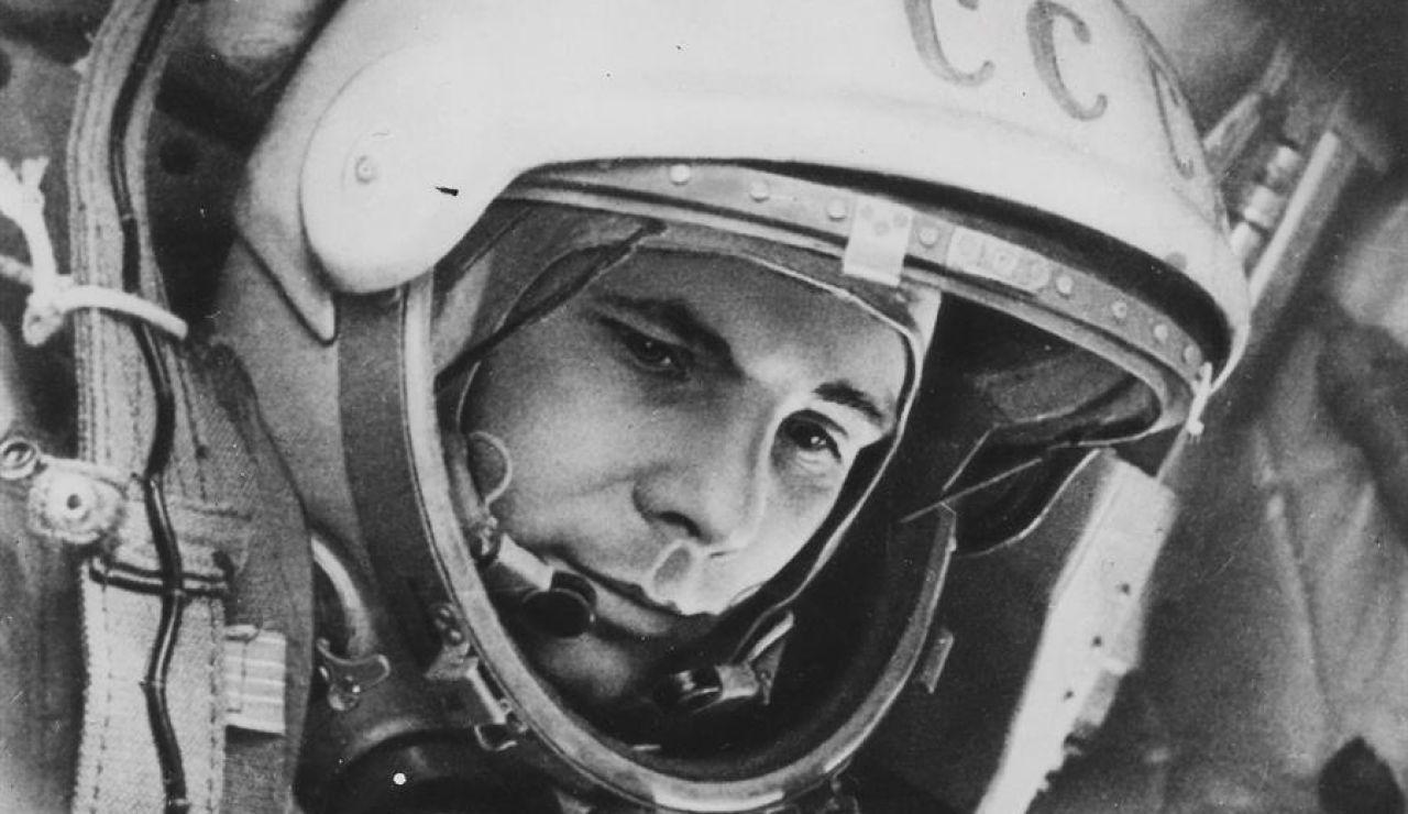 60 aniversario del vuelo del cosmonauta soviético Yuri Gagarin