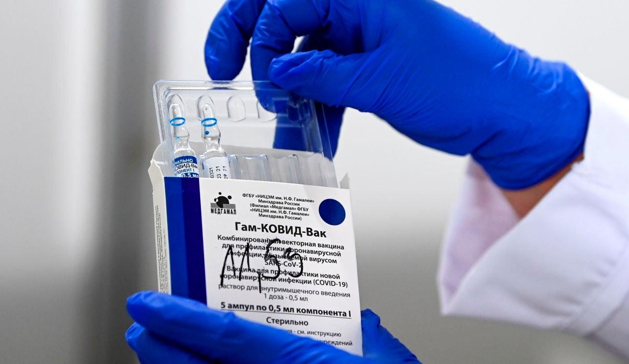 Vacuna coronavirus, Rusia