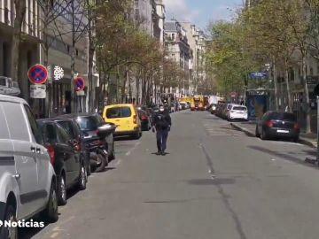 Al menos un muerto y una herida grave en un tiroteo a las puertas de un hospital en París