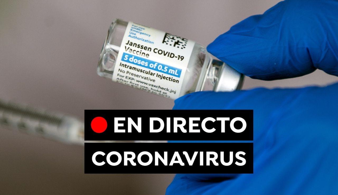 COVID-19: Nuevas restricciones, vacuna y última hora del coronavirus en España hoy 12 de abril