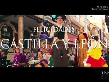 Atresmedia felicita a Castilla y León por el día de su Comunidad