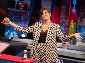 Nuria Roca no deja de sorprender con su vocación para la magia