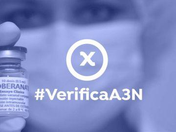 La vacuna cubana del coronavirus 'Soberana 02' no ha recibido la categoría de excelencia por parte de la Organización Mundial de la Salud