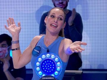 Conchita canta por el Dúo Dinámico llevándose la puntuación máxima de 'La Pista'