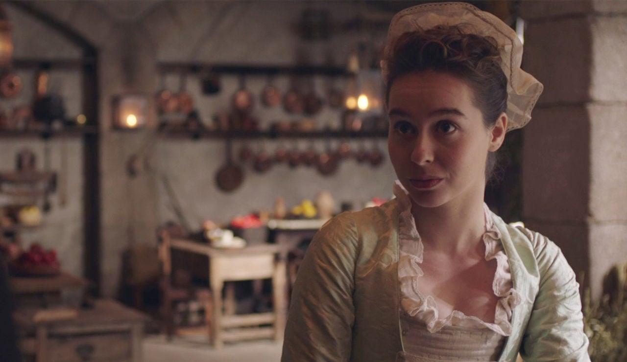 """La incógnita sobre los caprichos de Amelia: """"No solamente se engorda por la comida de la señorita Belmonte"""""""