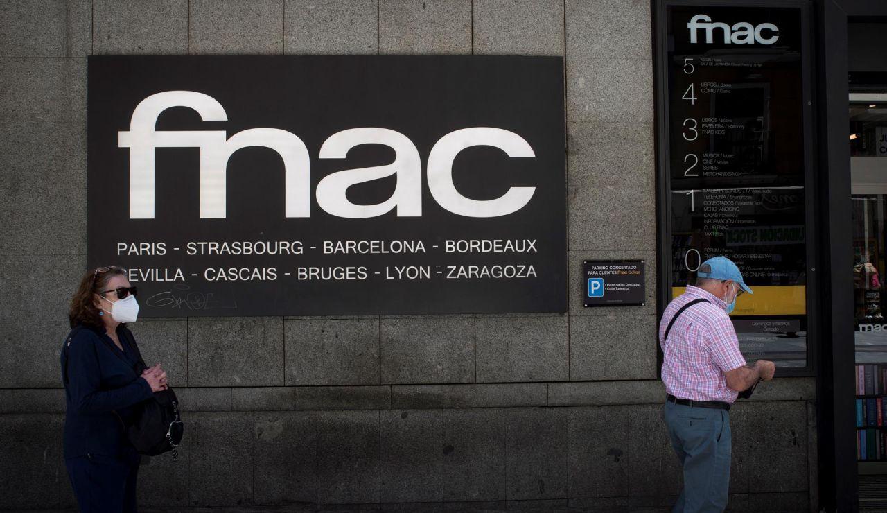 """La justicia obliga a FNAC a entregar móviles de 699 euros a 124 tras un """"error tipográfico"""""""