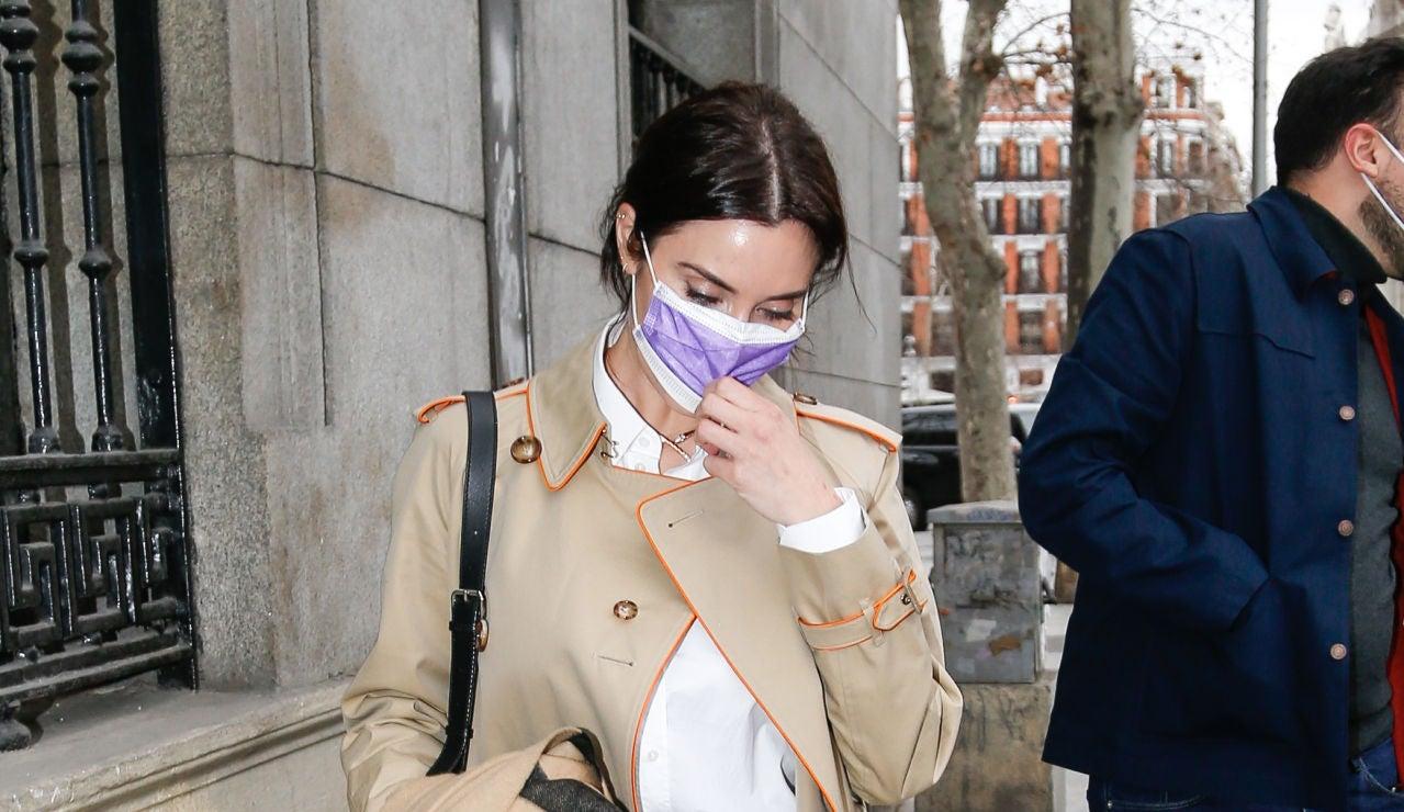 Pilar Rubio, en Madrid