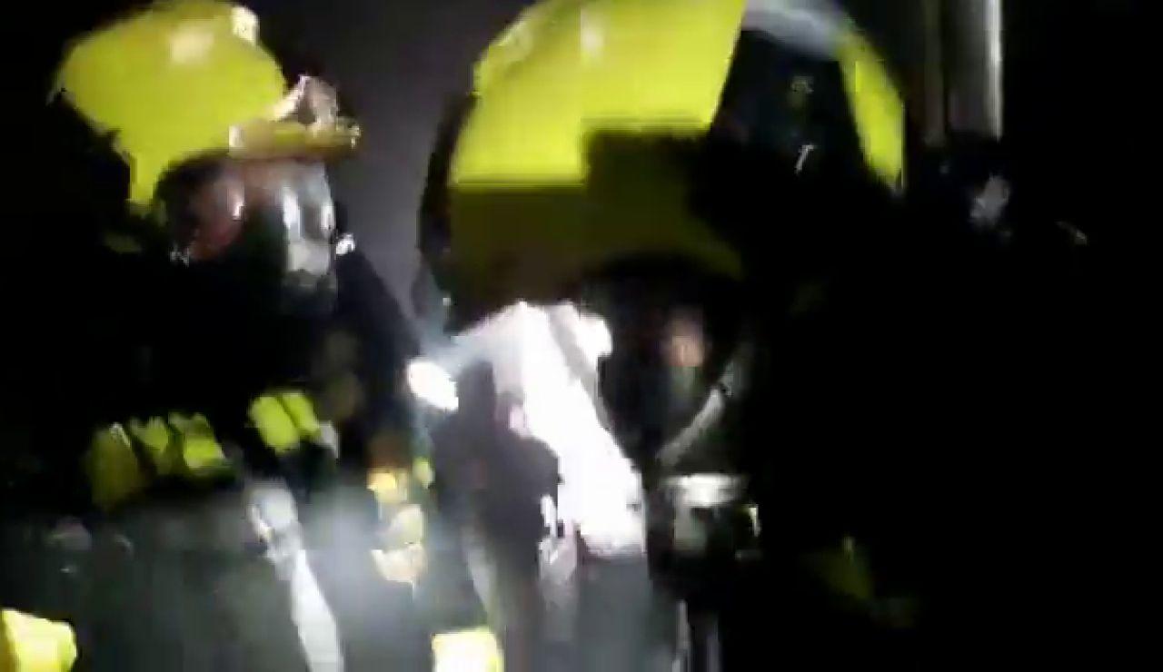 Un niño de 3 años muere en un incendio en el Puerto de Santa María